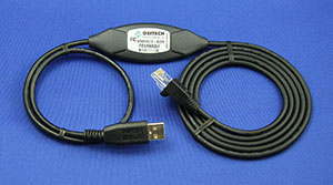 Welch Allyn AED 20 USB Data Cable
