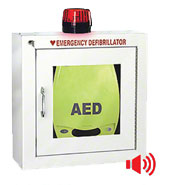 24/7 Monitored AED Cabinet